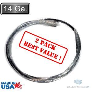 14 gauge manual tie baler wire